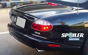 1997 2006 jaguar xk8 convertible factory style rear lip spoiler