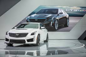 cadillac cts styles in cadillac style the brand introduces the 2016 cts v at the 2015