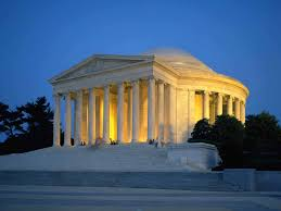 architecture the jefferson memorial great american things
