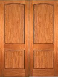 Arch Doors Interior P 621 Interior Mahogany 2 Panel Arch Top Panel Door By Aaw