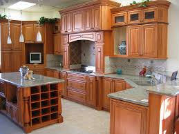 Solid Wood Kitchen Furniture Kitchen Room Classic Style Kitchen Interior Wood Kitchen Design