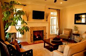 Living Room Dining Room Layout Ideas Fair 70 Living Room With Fireplace And Tv On Opposite Walls