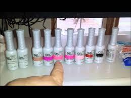 orly gel fx polish haul sally beauty supply youtube