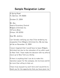 resignation letter format nice ideas resignation letter template