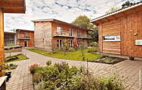 Gemeinde Bad Endorf Generationen Siedlung Ganz Aus Holz Gebaut Kommunaltopinform