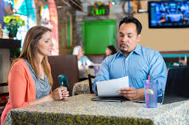 waitress interview tips part time job interview questions and answers