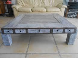 table basse palette et pin douglas pallet u0026 douglas fir coffee