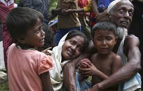 Seeking In Hyderabad Hyderabad High Court Notice On Pil Seeking Protection Of Rohingyas