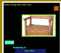 Real Simple Storage Bench Instructions by Build Outside Storage Bench 085058 The Best Image Search