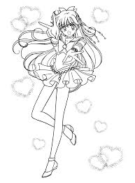 sailormoon coloring pages colors pinterest sailor sailor
