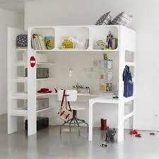 lit mezzanine ado avec bureau et rangement lit mezzanine bureau ado lit combin bureau et armoire axel with