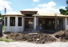 how to build a concrete block house how to build an affordable concrete home concrete construction