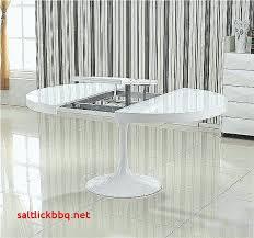 table de cuisine ronde table de cuisine en verre avec rallonge table ronde en verre avec