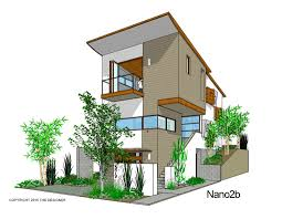 3 story townhouse designs house plans