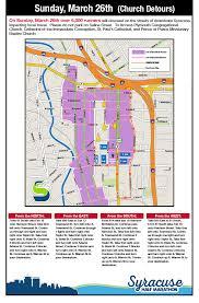 Map Of Syracuse New York by Course Map Syracuse Half Marathon