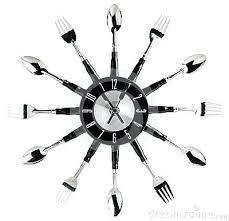 horloge murale cuisine horloge murale de cuisine horloge murale de cuisine photo stock