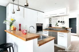cuisine ouverte avec bar cuisine ouverte avec comptoir wltheory com
