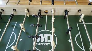 md sports 54 belton foosball table reviews md sports 48 foosball game table review youtube