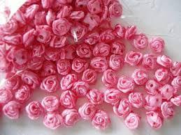 satin roses embellishment world ribbon flowers bows ribbon flowers