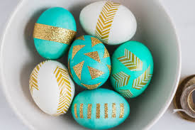 easter eggs decoration creative easter egg decoration all you need is washi