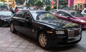 roll royce chinese luxury cars in china into the middle kingdom
