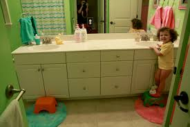 bathroom ideas kids bathroom decor with double sink bathroom
