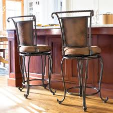 swivel kitchen counter stools counter height swivel bar stools