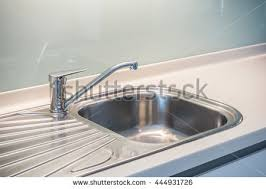 Kitchen Sink Stock Images RoyaltyFree Images  Vectors - Sink in kitchen