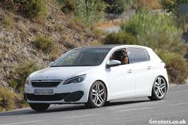 latest peugeot peugeot 308 gmotors co uk latest car news spy photos reviews