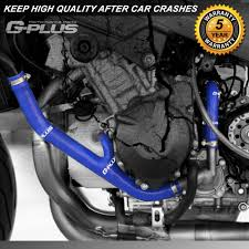 subaru blue gplus silicone coolant radiator hose kit for subaru impreza wrx