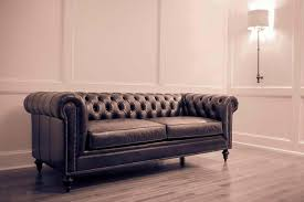 Chesterfields Sofa by The Fitzgerald Classic Chesterfield Of Iron U0026 Oak