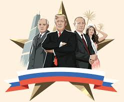 Russia International Liberty by Trump U0027s Russian Connections Span 30 Years From Gorbachev To Putin