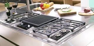 Ge Downdraft Gas Cooktop Kitchen Best Ge Monogram Gas Cooktop At Us Appliance Regarding