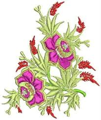 flowers set 4 machine embroidery designs embroidery