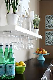 Vertical Bar Cabinet Serve Cocktails Like An Adult With A Classy Vertical Bar Brit Co