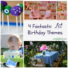 1st birthday party themes for 4 fantastic 1st birthday party themes