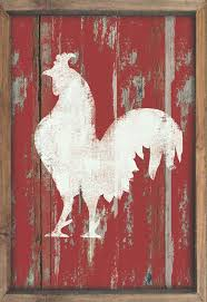 Black And White Rooster Decor 171 Best Chickens Images On Pinterest Chicken Art Roosters And