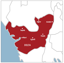 Map Of Nigerian States by The Violent Road Nigeria U0027s South South Aoav