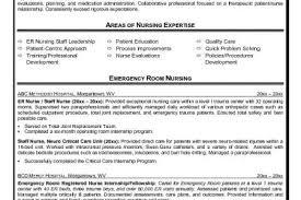Orthopedic Nurse Resume Emergency Room Nurse Resume Samples Room Nurse Resume Html Er