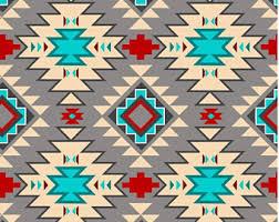 Upholstery Fabric Southwestern Pattern Southwest Fabric Etsy