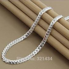 silver necklace womens images Best wholesale fashion high quality brand new womens mens male jpg