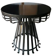 metal side tables for bedroom furniture contemporary black metal side table ideas decorative