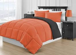 Orange And White Comforter Set Orange Bedding Sets U2013 Ease Bedding With Style