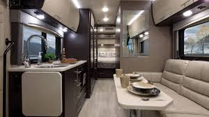 motor home interior thor vegas motorhome review take your house with you