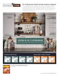 eldorado stone voted best manufactured stone and brick veneer