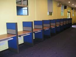 lovely cyber cafe table design 13 in decoration ideas design with