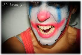 Halloween Makeup Clown by