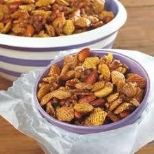 caramel snack mix recipe allrecipes