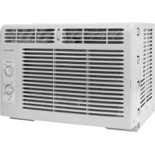 frigidaire 5 000 btu window air conditioner 115v ffra0511r1