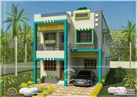 flat roof tamilnadu house in 1955 square feet kerala home design